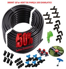 20 Deliksiz EKO Kit (300mt)